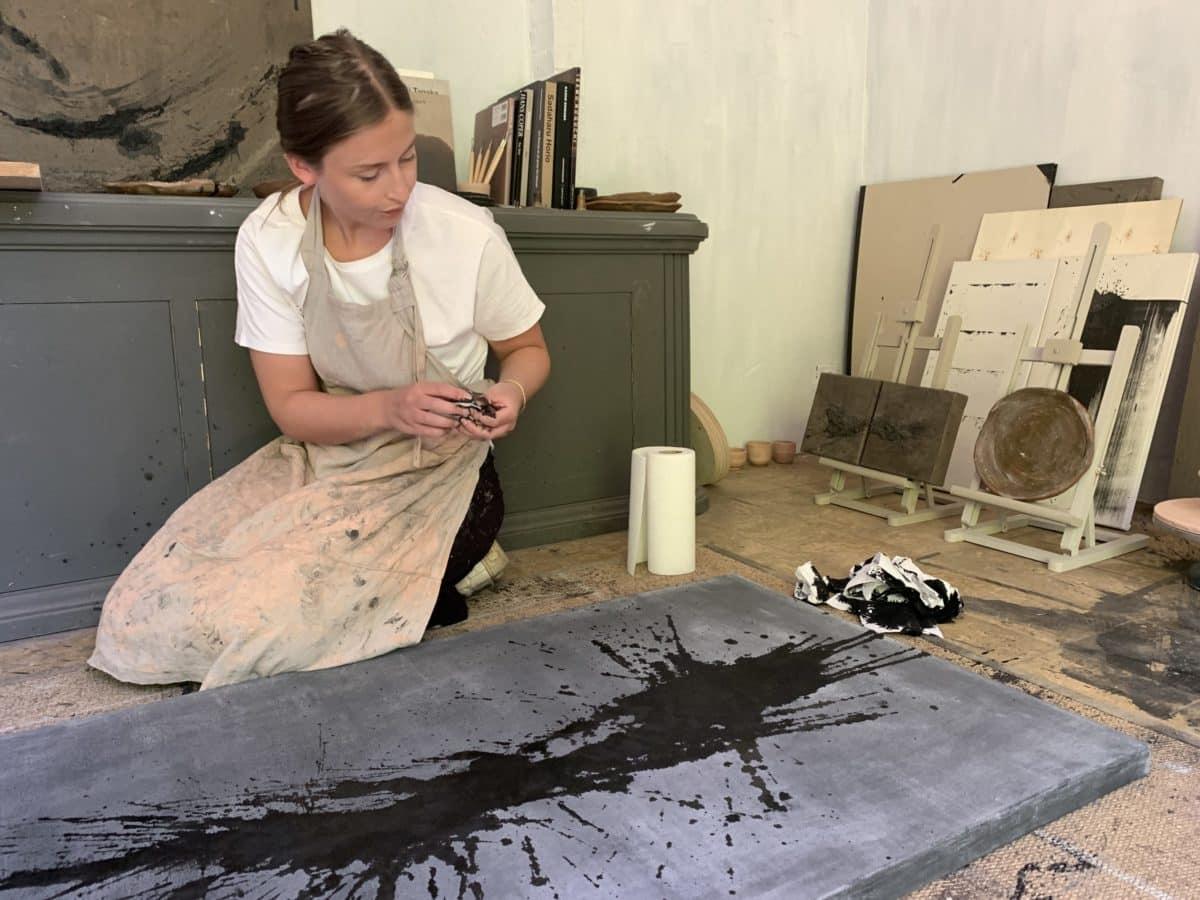Eleanor Herbosch, painter & potter