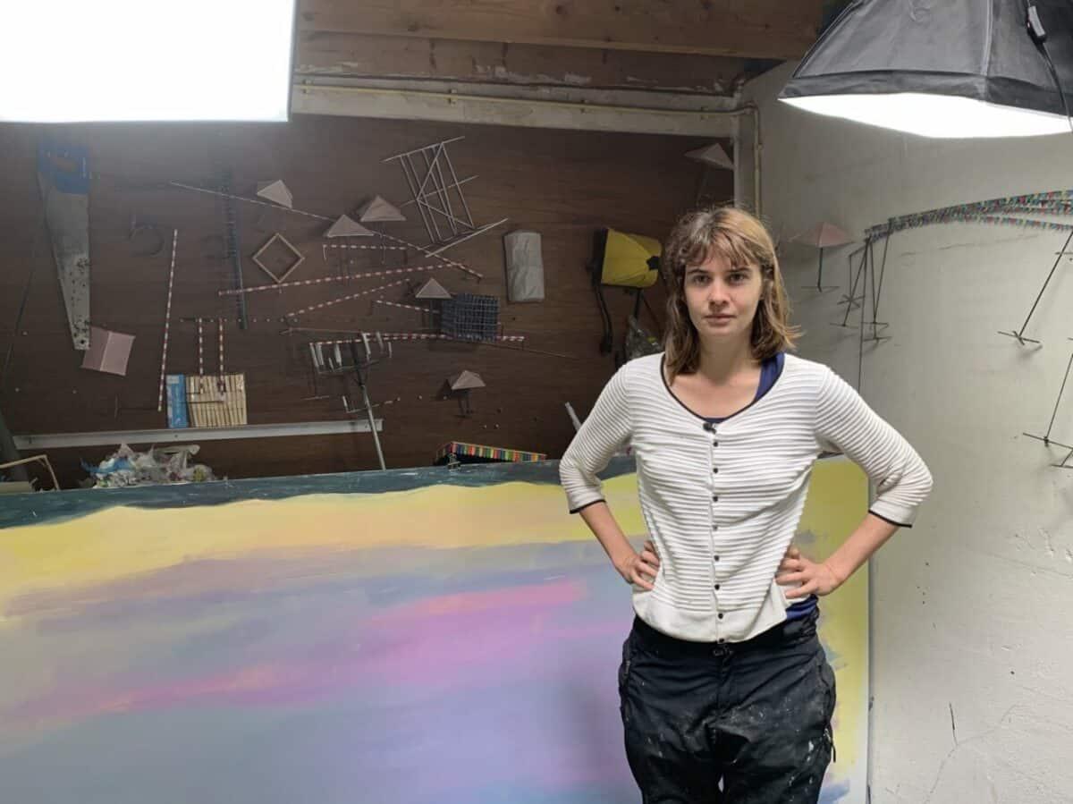 Lisanne Hoogerwerf, visual artist